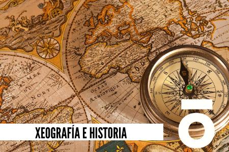 Xeografía e Historia Distancia 2022